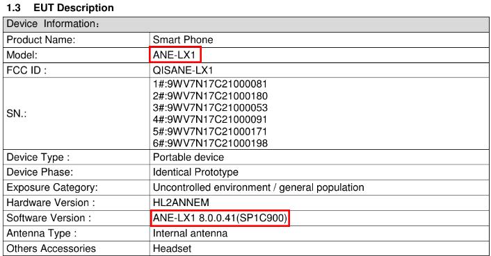 ANE-LX1