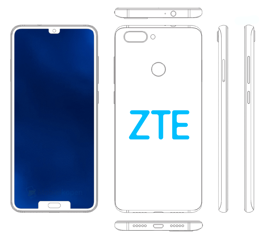 zte notches