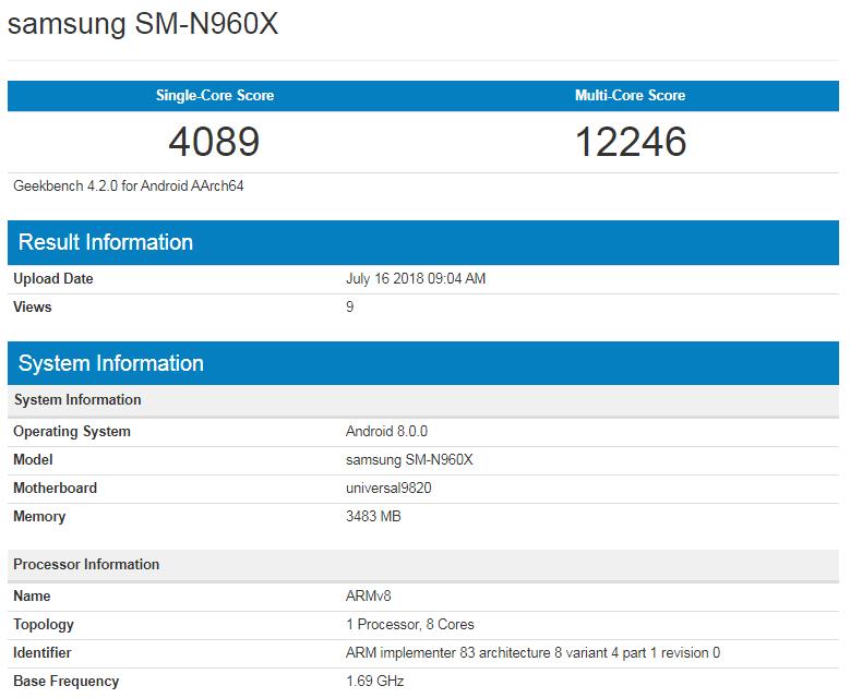 SM-N960X