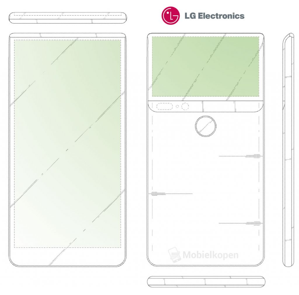LG double display