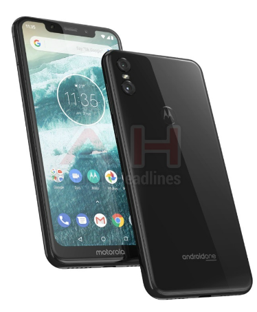motorola one render