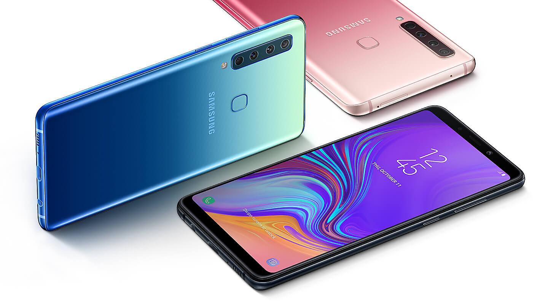 kleuren a9 2018