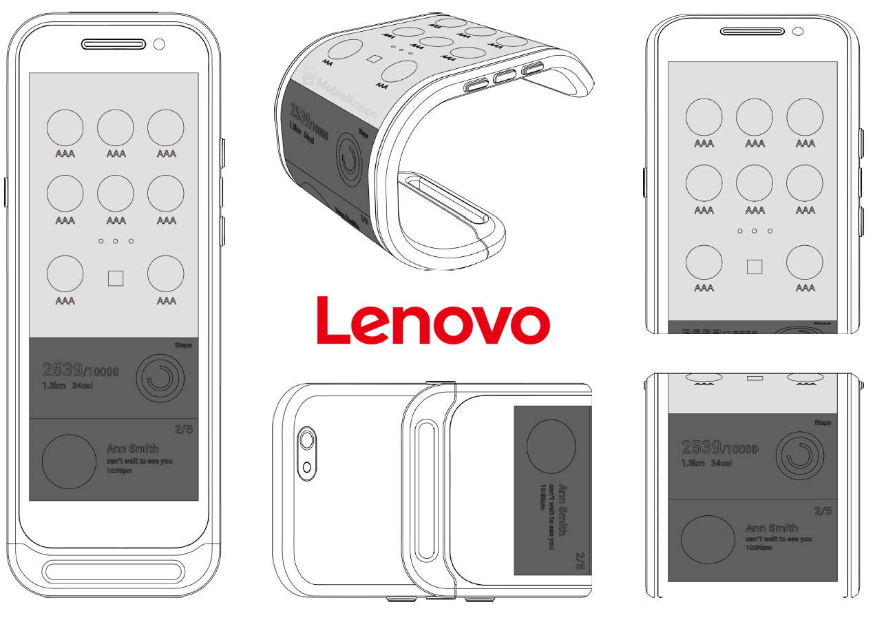 lenovo foldable complete