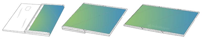 samsung dual fold flat