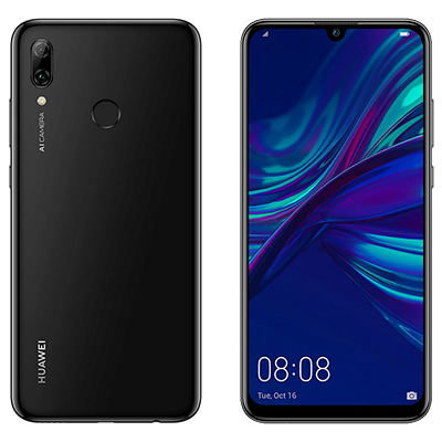 huawei p smart 2019 front back