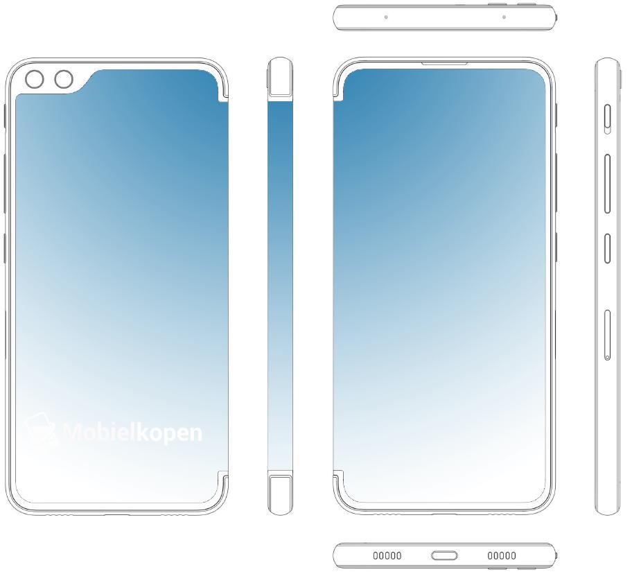 zte double screen 1