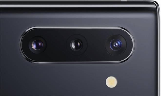 Samsung Galaxy Note10 hoofdcamera