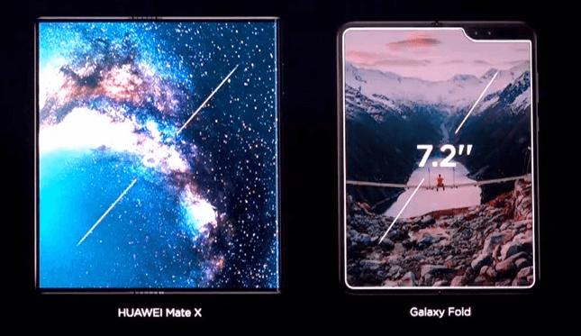 mate x galaxy fold