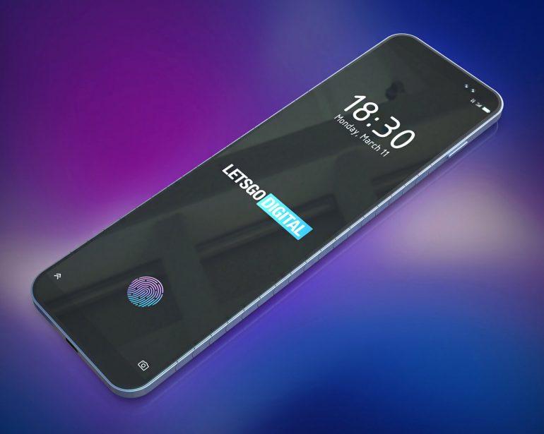 samsung buigbare smartphone