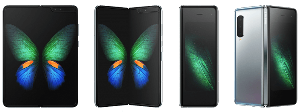 samsung galaxy fold total