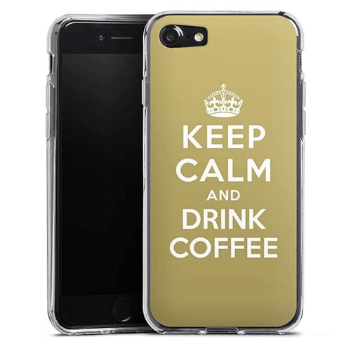 keep calm coffee