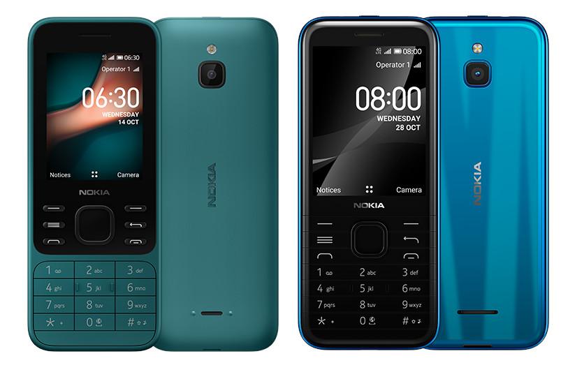 Nokia 6300 4G 8000 4G