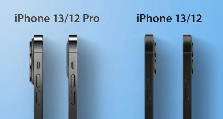 zijkant iphone 13